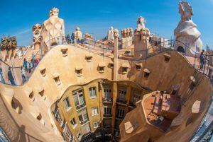 Gaudi's Barcelona an Enchanting Land