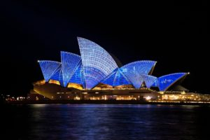 Bus Tour Perfect Venue for Sydney Sightseeing